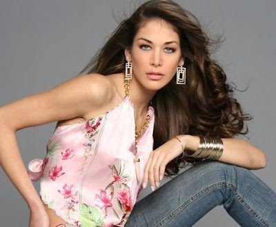 Dayana Mendoza of Venezuela has been crowned Miss Universe 2008
