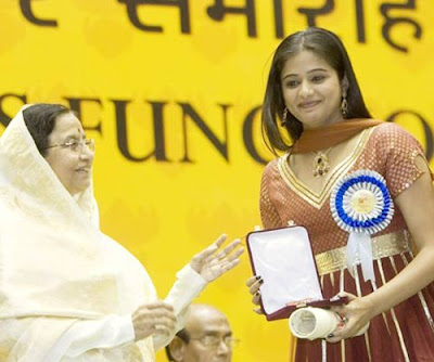 The 54th National Film Awards were awarded by Indian President Pratibha Patil at the Vigyan Bhawan in the Capital on Tuesday
