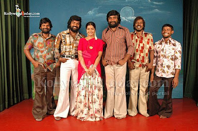 Kollywood Film Actor Jai and Sasikumar in Subramaniapuram crossed 100th day