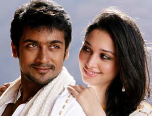 Sun Pictures has bagged AVM's the Surya- Tamannaah starrer Ayan