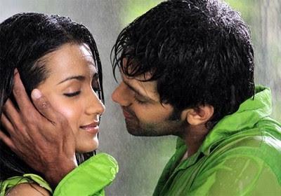 Arya and Trisha in Kollywood film Sarvam – Yuvan's special treat for Vishnu