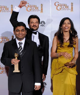 Fascinating film fraternity - Indian tinsel town is singing praises of A R Rahman