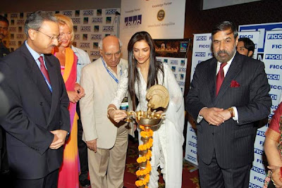 FICCI Frames this year partnered with IIFA to honour 10 Bollywood stars