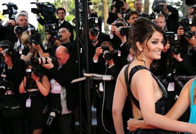 Aishwarya Rai Bachchan is representing bollywood at the biggest event in world cinema, Cannes