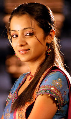South Indian Actress Trisha, tied up with interesting projects this year
