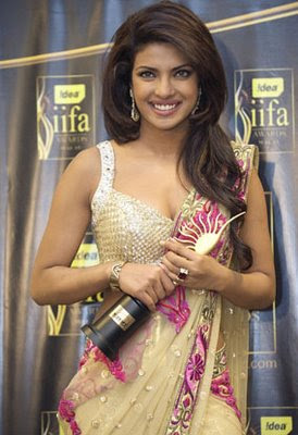 Bollywood IIFA 2009 awards winners gallery