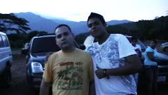 Rustiqueo en La Cumaca