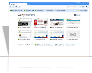 Google Chrome 4.0