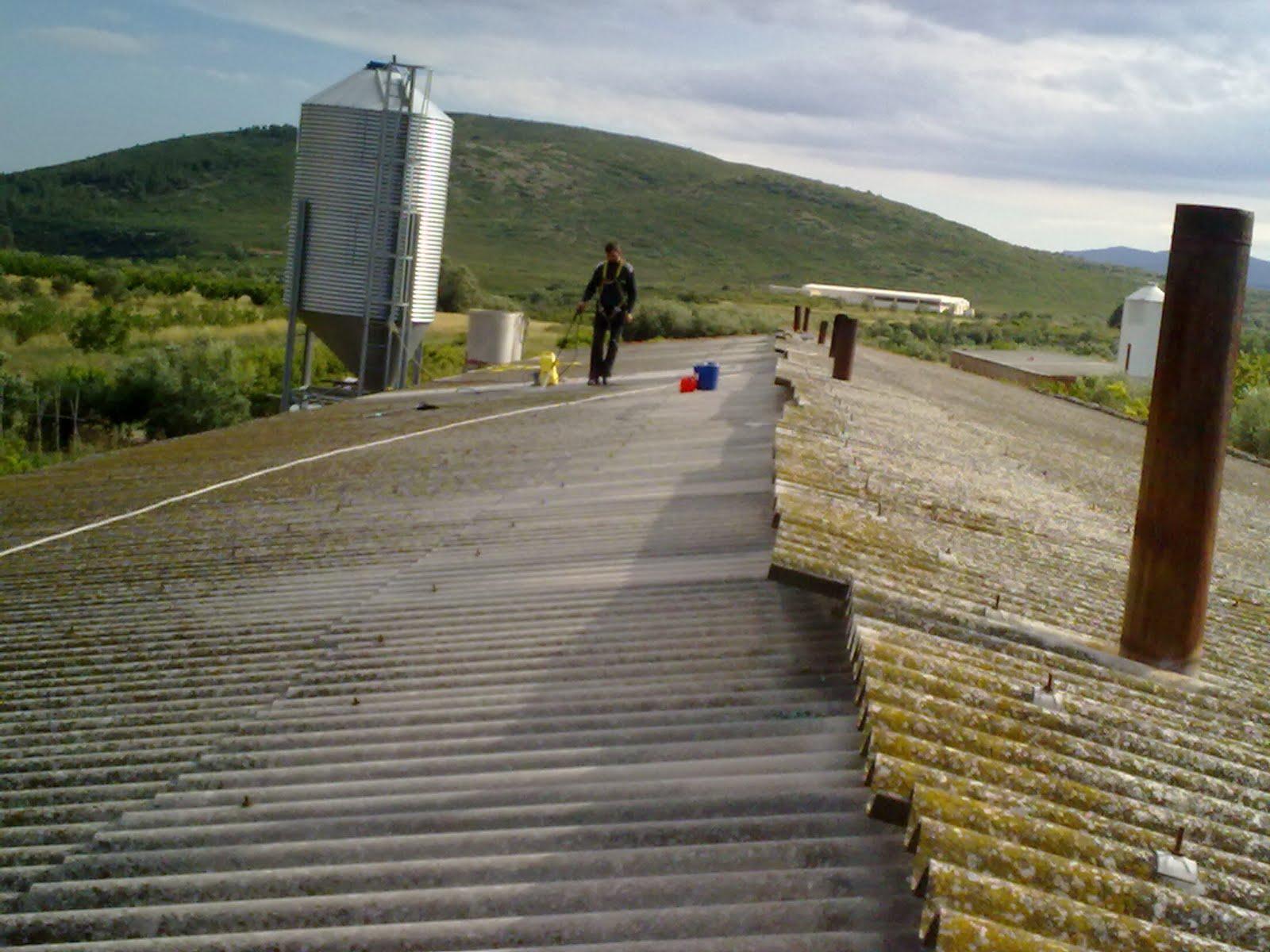 Preparar tejado de uralita para colocar placas solares - Tejados de uralita ...