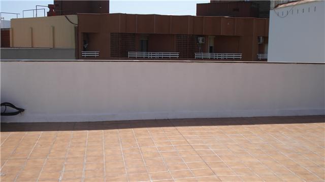 Suelo terraza impermeabilizar suelos de la terraza for Suelos terrazas aticos