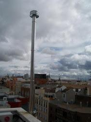 Salida humos Madrid