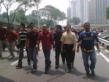 Demo ISA 2009 Kuala Lumpur