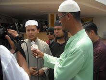 Demo Masjid Negeri 2010