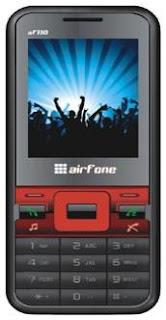 Airfone AF110 Dual GSM SIM Mobile