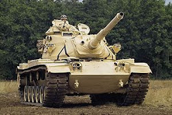 105mm Gun Tank M60 Patton IV