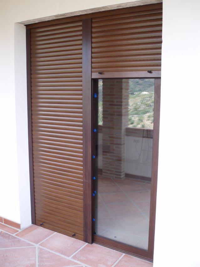Capote martin puerta terraza - Puerta terraza ...