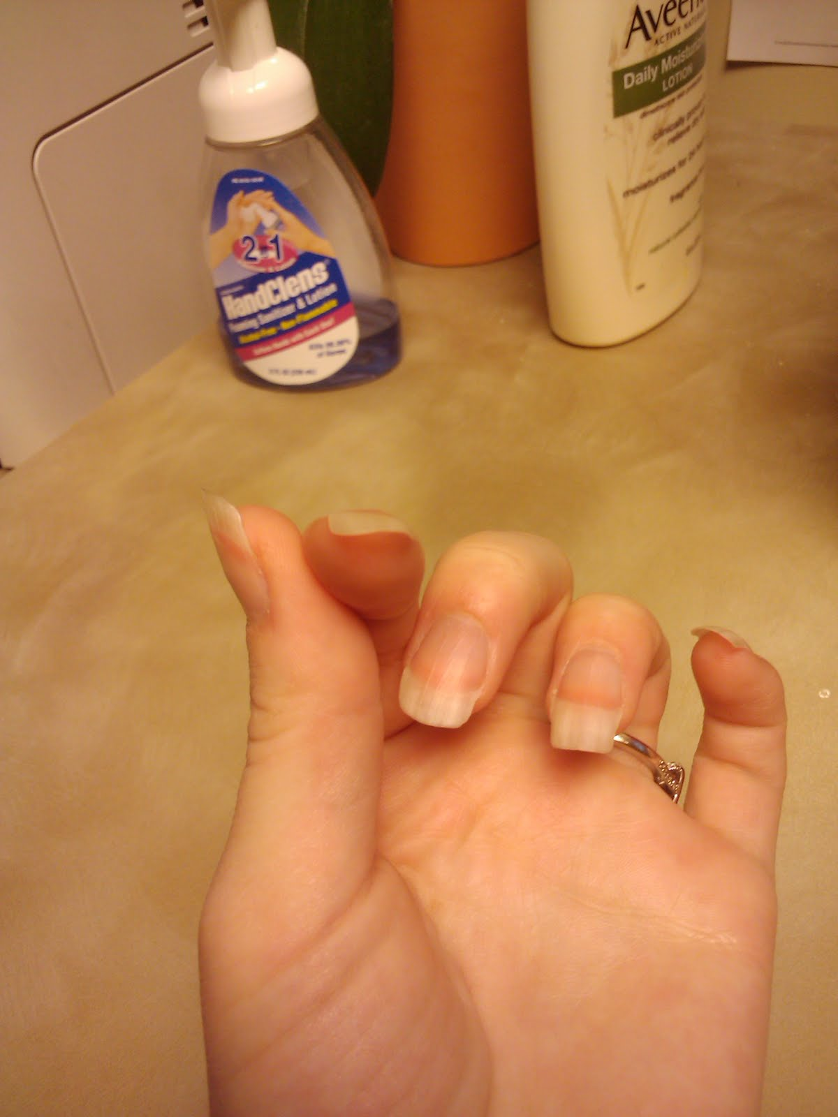 The Married Couple: Nails