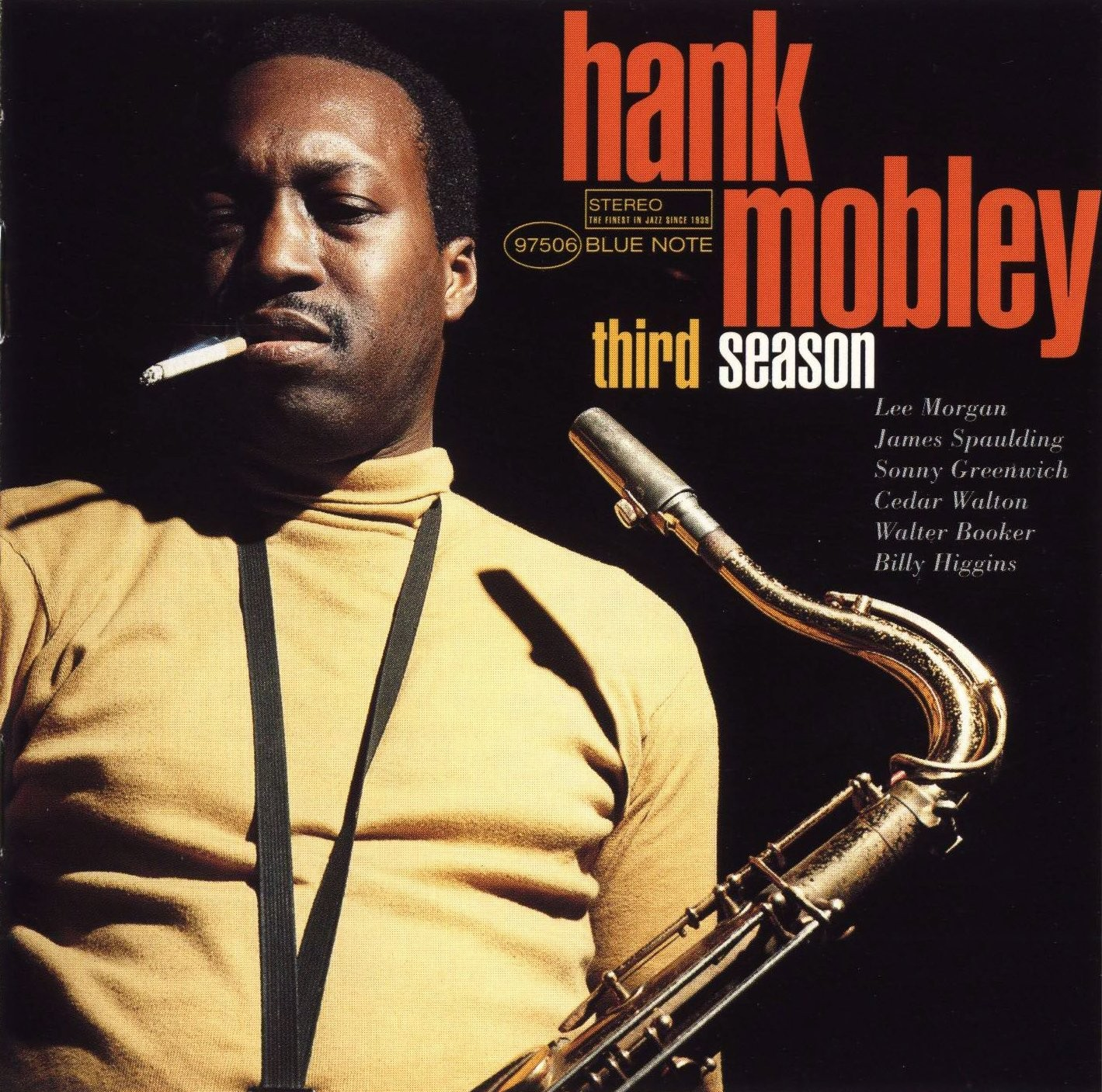 hank mobley - third season (album art)