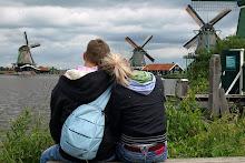 Zaanse Schans, Holandia, 2008