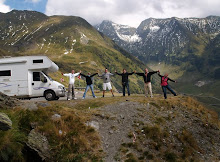 Travel Team -  Raczek, Jaroo, Gazela, Daniła, Madam Daniell i ja:)