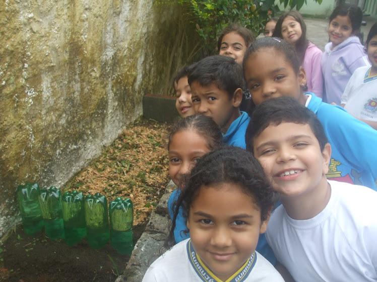 Montagem da Composteira - 05-10-2010