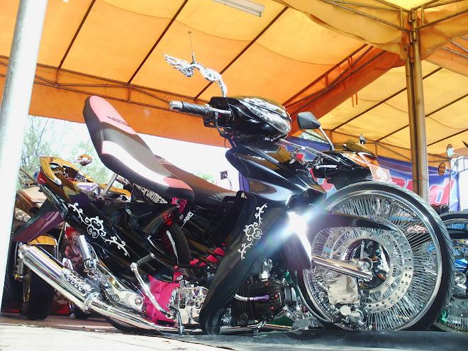 Suzuki shogun 125 SP 2006