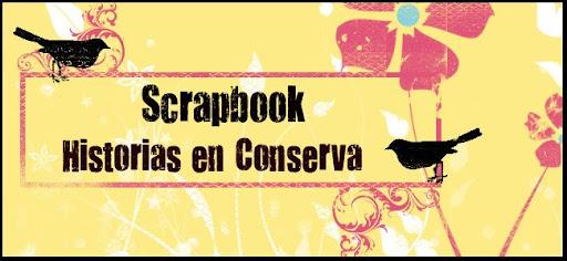 Scrapbook, historias en conserva