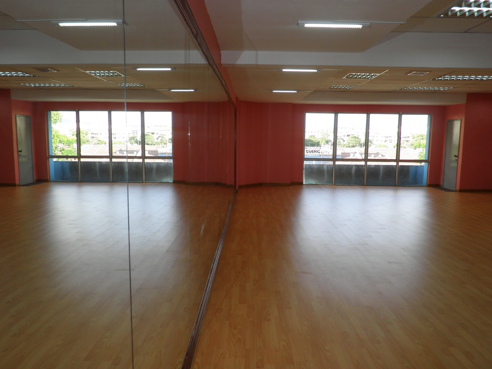dance studio mirror mirror mirror in the world