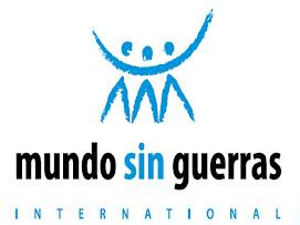 """La iniciativa es de """"Mundo sin Guerras"""", entra y firma la declaración."""