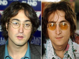 sean lennon and john lennon