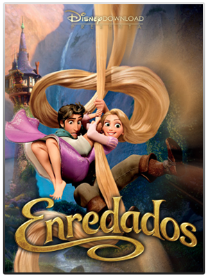 Enredados Disney poster 2