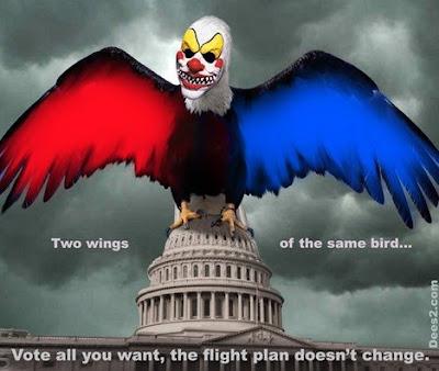 dees  2 wings of the same bird