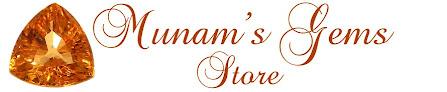 Munam's Gems Store