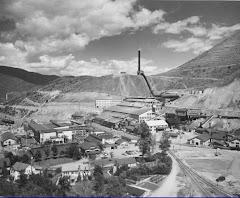 Bunker Hill Zinc Plant