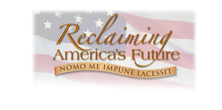 Reclaiming America's Future