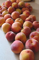 load of peaches