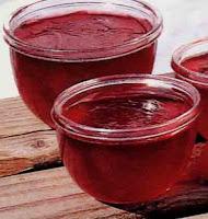 Rödvinbärsgelé