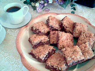 Chokladkaka med kokostosca