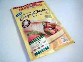 Crispy Chicken Kryddmix
