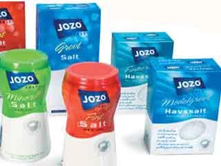 JOZO-salt i ny kostym