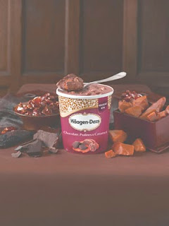 Lyxglassen Chocolate, Pralines & Caramel