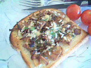 Karljohan-smörgås