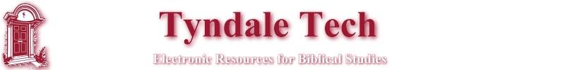 Tyndale Tech