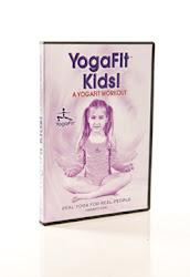 YogaFit Kids DVD
