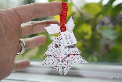 Origami Star or Ornament - YouTube