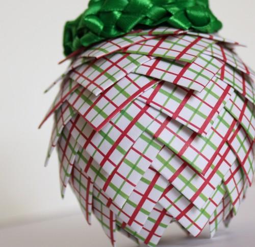 Budget Crafts – Origami & Kirigami Christmas Ornaments