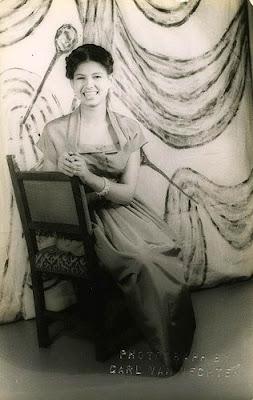 Philippa Schuyler, 1946