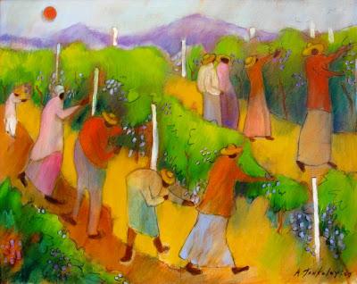 Ann Tanksley, Harvest of Life