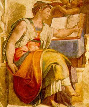 Man by Michelangelo
