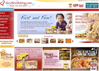 Verybestbaking.com 2010 Sweepstakes - Nestle Very Best Baking Contest